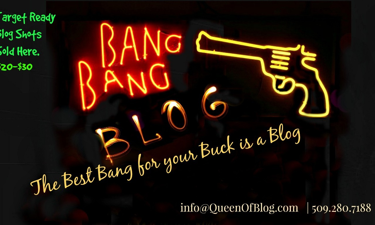 Targeted Blogging - Blog Shots Sold Here!