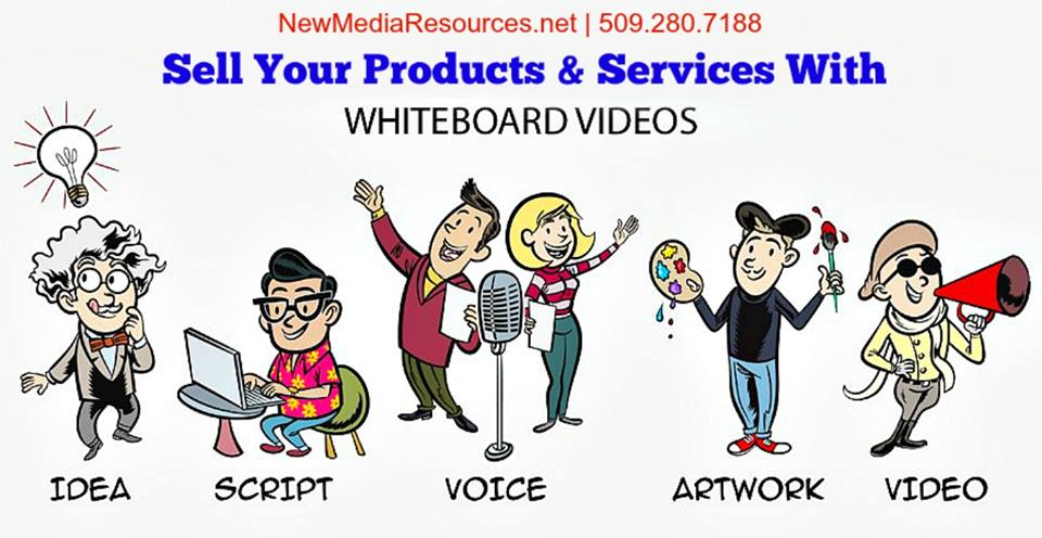 explainer animated whiteboard video