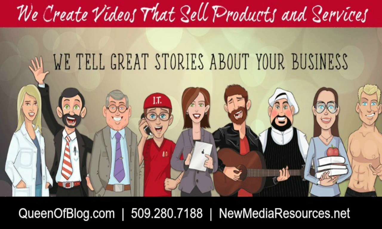 we create videos that sells products and services slider